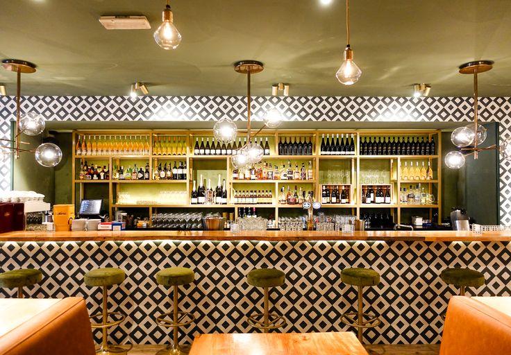 Toujours Haarlem #restaurant #restaurantdesign #design #interior #haarlem