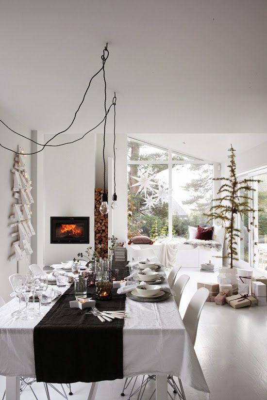 foto © elisabeth heier Jeg startet julen allerede tidlig i oktober da jeg tok bilder for Rom123...