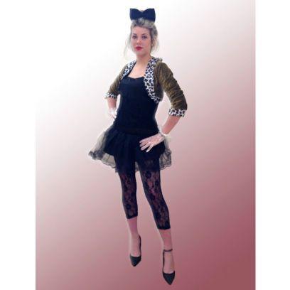 ON SALE! Fancy Dress Popstar for 1980s 1990s 80s 90s Madonna Nights * All Sizes * - £15.99 - http://owl.li/Z42gL