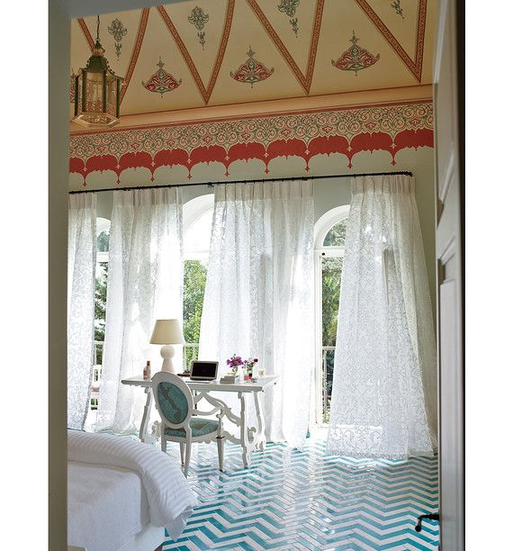 Francis Ford Coppola's suite @ Palazzo Margherita