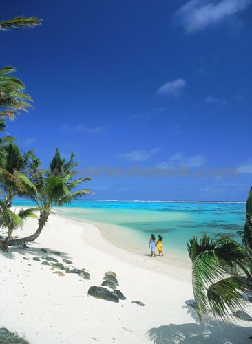 Less than 6 weeks and I'll be here Rarotonga, Cook Islands