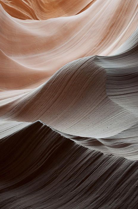 "This is Antelope Canyon desert. Before reading that caption, my bibliophile brain thought ""what gorgeous book-sculptures!"""