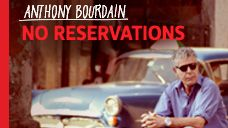 Anthony Bourdain uncovers the best in culinary cuisine across the world.  No Reservations is back on 4/9.  Can't wait!