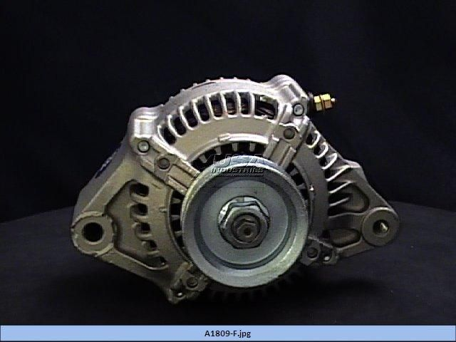Brand : USA Industries Part Number : A1809 Category : Alternator Condition : Remanufactured Price : $80.94 Core Price : $10.00 Warranty:  2 Years