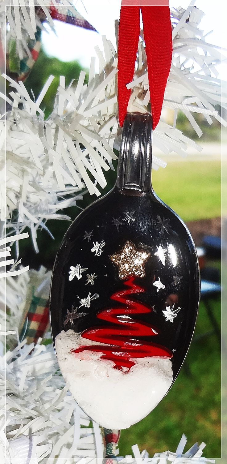 Christmas Ornament $15.00 www.goodsmiths.com/from-trinkets-to-treasures
