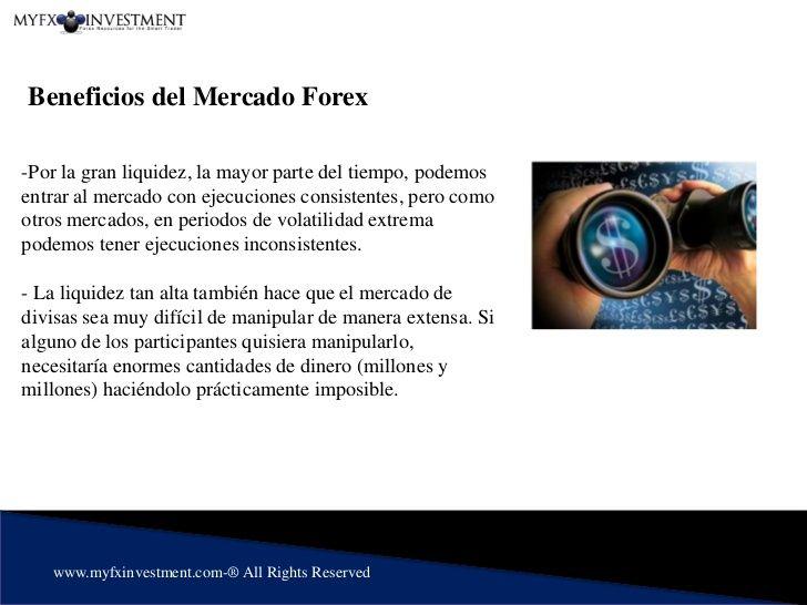Que Es El Mercado Forex En Colombia
