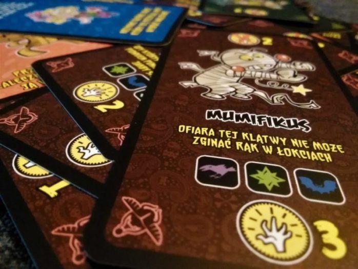 Vudu cards