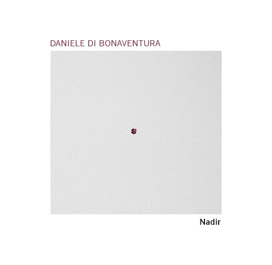 Tuk Music - Cover Graphics for CD - Nadir - Daniele di Bonaventura