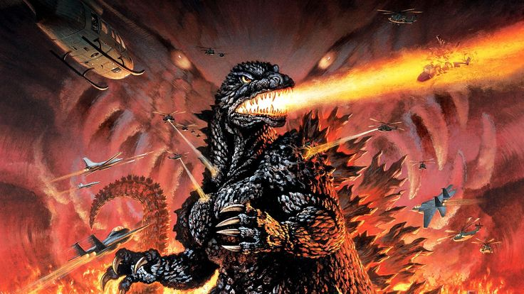 godzilla destruction wallpaper godzilla wallpapers hd