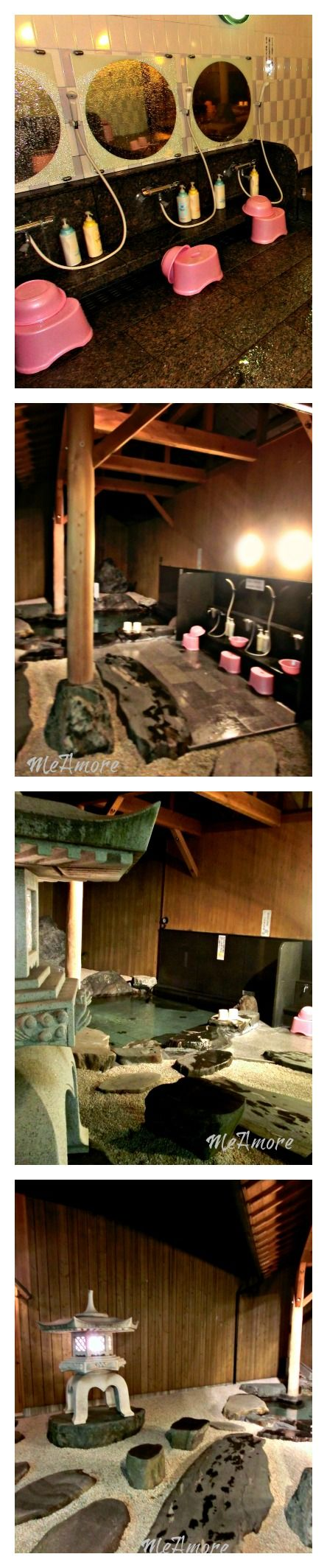 Japanese Public Bath  Onsen & Rotenburo 温泉・露天風呂