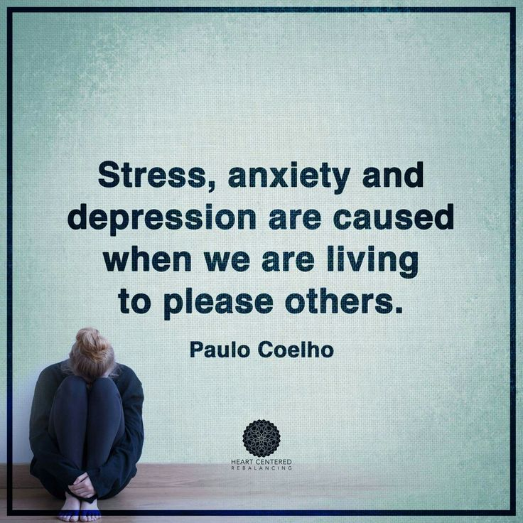 Stress Quotes: Best 25+ Stress And Depression Ideas On Pinterest