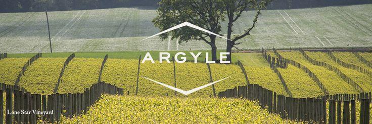 Argyle Winery : Dundee Oregon - Lone Star Vineyard