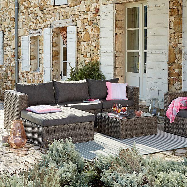 13 best Mobilier de jardin images on Pinterest | Salons, Design ...