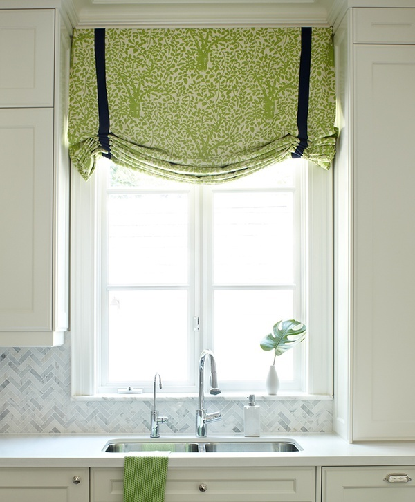 Green Curtains apple green curtains : 17 Best images about curtains on Pinterest | Roman shades, Window ...