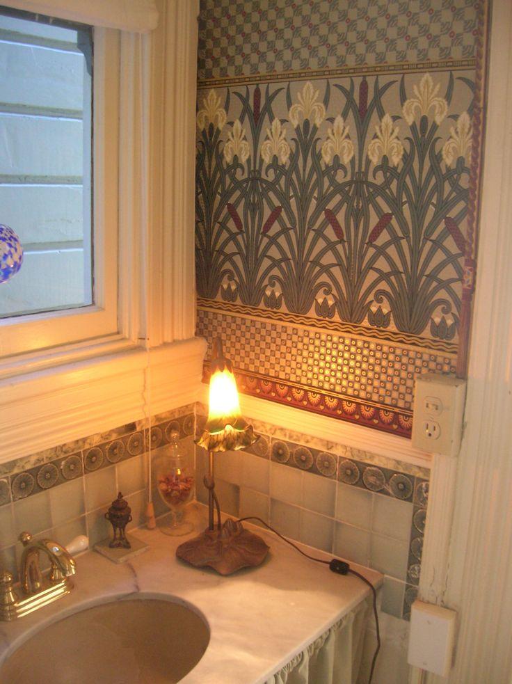 Jugendstil-Bad. *luv*
