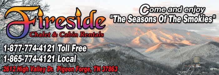 Gatlinburg Log Cabins Homes Pigeon Forge, TN Cabins, Chalets Vacation Rentals