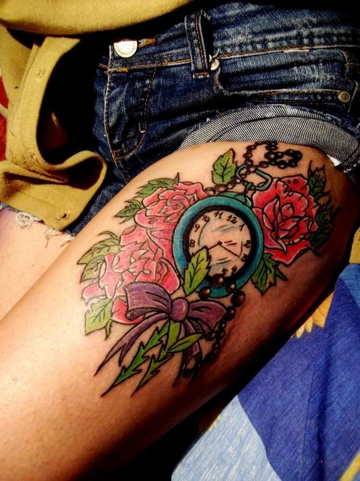 1228 best tatouages images on pinterest beautiful tattoos clothes and drawings - Photo jambe femme ...