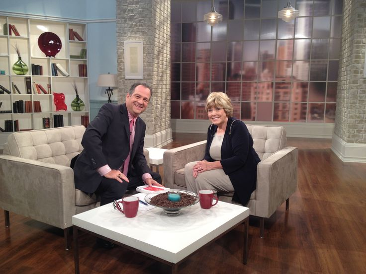Baker Publishing Group author, Mary Hunt! She did 10, 5- minute interviews and 1 12-minute interview on 100 Huntley Street.