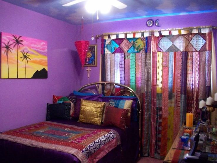 17 best images about indian inspired on pinterest indian for Rainbow bedroom decor