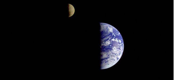 FOTO | La NASA publica fotografía de la Tierra tomada desde Marte | Últimas Noticias