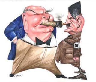 Adolf Hitler - Mein Kampf (Minha luta): CAPÍTULO VIII - O FORTE É MAIS FORTE SOZINHO