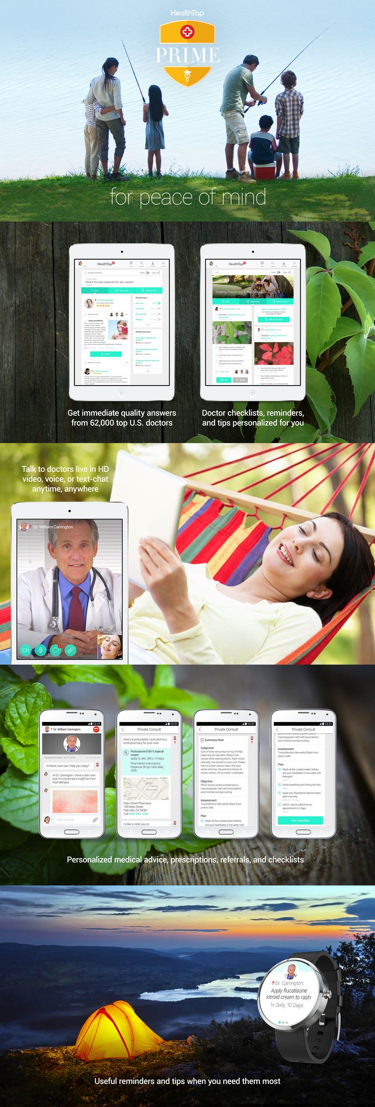 See what HealthTap Prime is all about
