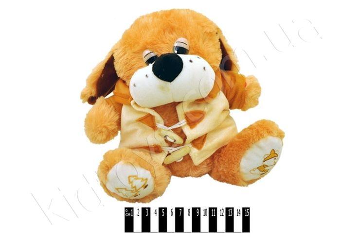 Пес в кофті корич. муз. У JS9014-4, интернет магазин колясок, мягкая игрушка панда, купить куклу барби, роботы игрушки фото, кукла интерактивная, спанч боб игры