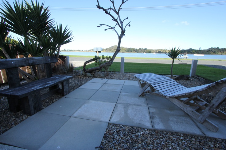 Waterfront Patio - Rest & Relax