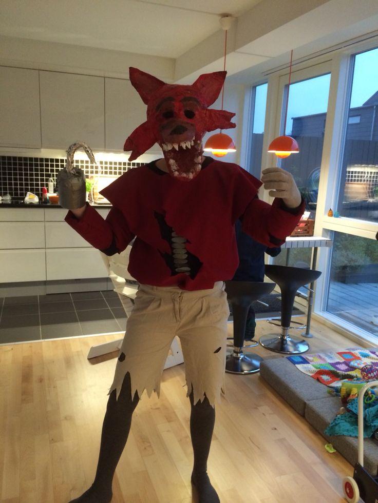 Fnaf Foxy halloween