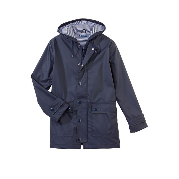 The Iconic Women'S Raincoat | Petit Bateau