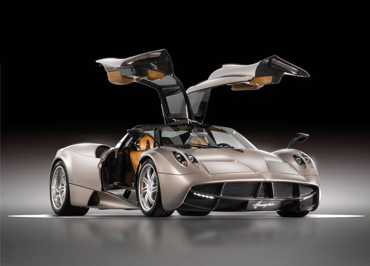 Pagani Huayra The future is now!
