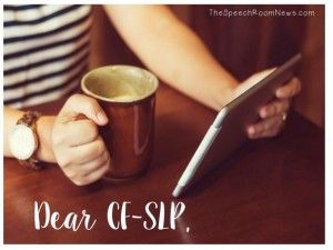 SLP / Career Corner: Dear CF-SLP,-pinned by @PediaStaff – Please Visit ht.ly/63sNtfor all our pediatric therapy pins