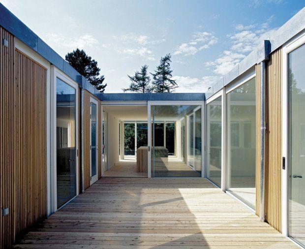 Dom letni w Jorlunde - zdjęcie