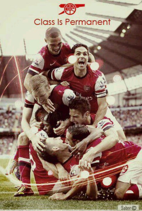 Class is Permanent at Arsenal FC