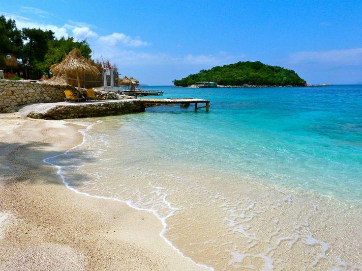 The Albanian Riviera, Albania. Ksmail Islands and Saranda. www.untravelledpaths.com