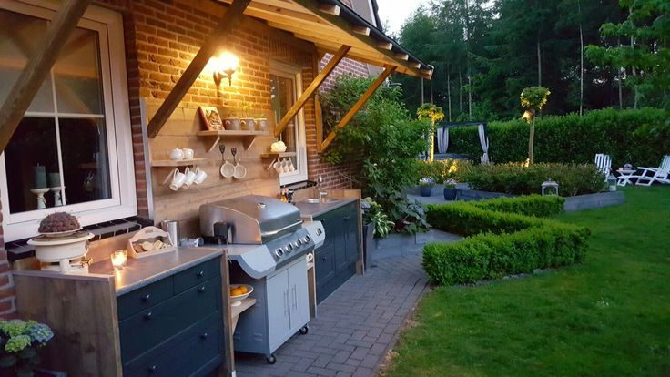 Outdoor kitchen 2.0