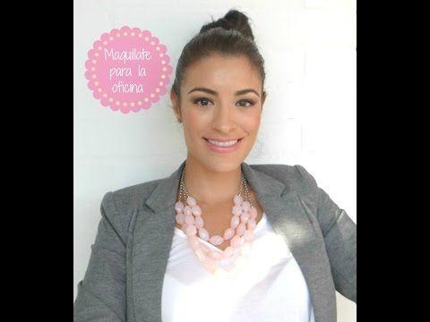 tutorials makeup maquillaje oficina