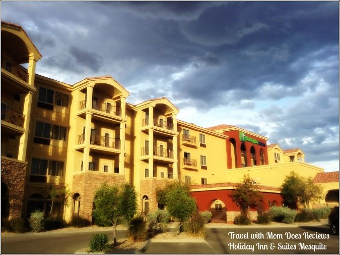 Holiday Inn Express & Suites Mesquite, Nevada. Why Mesquite? The drive from St. George, Utah to Mesquite is relatively short and has some of the best views of the Virgin River Gorge along...