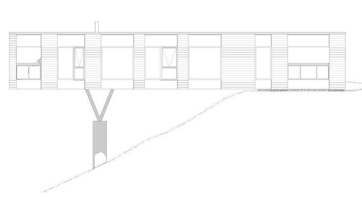 Fasade Moment - et kataloghus fra Norgeshus.