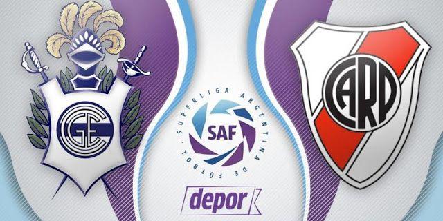 Ver River Plate vs. Gimnasia La Plata en VIVO ONLINE DIRECTO