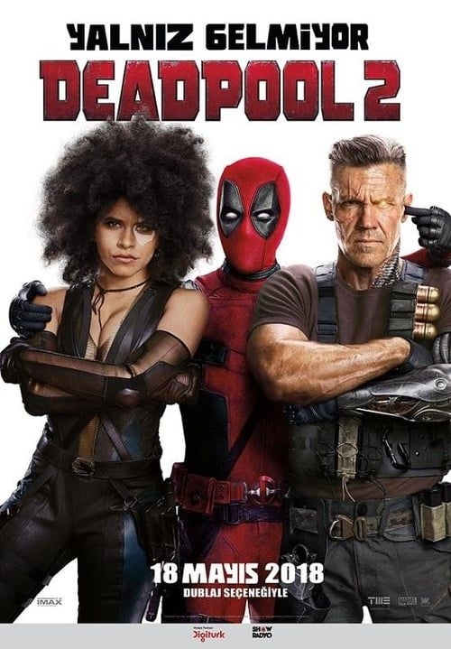 Deadpool 2 2018 Watch Online Free Stream Movies Posters