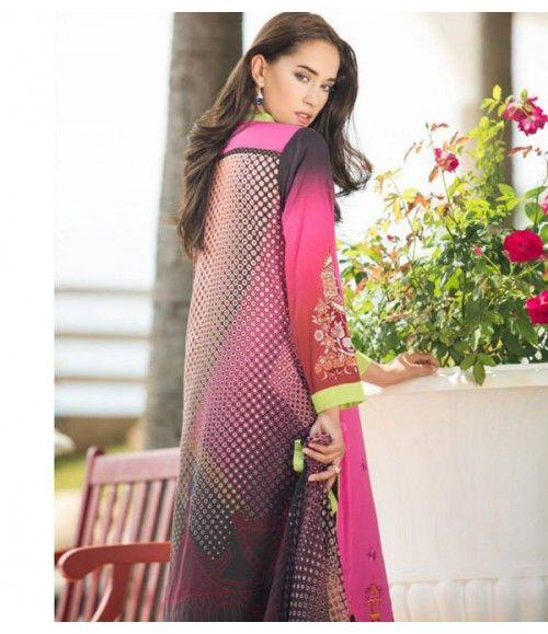 Ayesha Zara Embroidered Lawn Collection AZ_04B