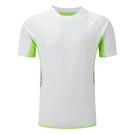For Matt: Buy Ronhill Vizion Short Sleeve Running Top Online at johnlewis.com