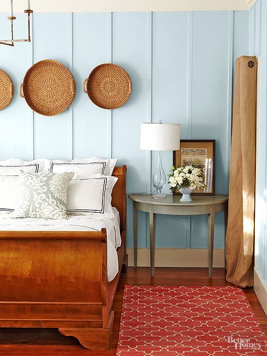 cozy cottage style bedrooms - Modern Cottage Style Interior Design