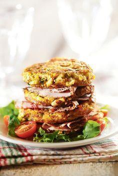 Feta-kasvispihvit | K-ruoka #kasvisruoka