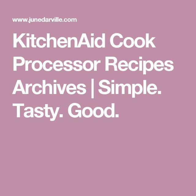 Viac ako 25 najlepších nápadov na Pintereste na tému Kitchenaid - kochen mit küchenmaschine