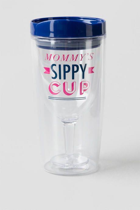Betsey Johnson Travel Mug
