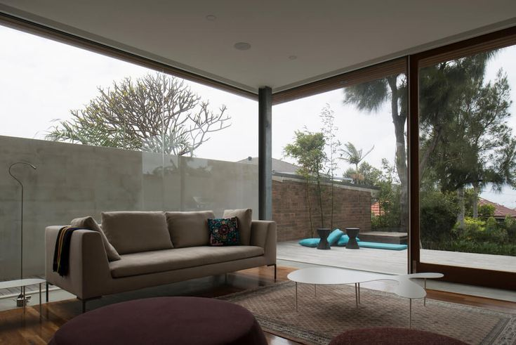 Morrison House by Chris Elliott Architects