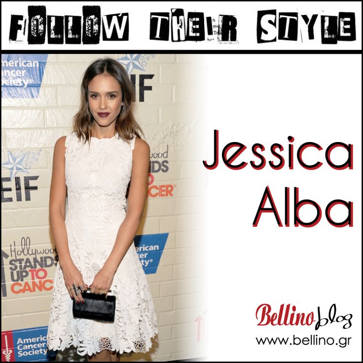 To Follow Their Style αποχαιρετά τον Μάρτιο με Jessica Alba http://bellino.gr/blog/follow-their-style-vol7 #‎BellinoBlog #‎FollowTheirStyle