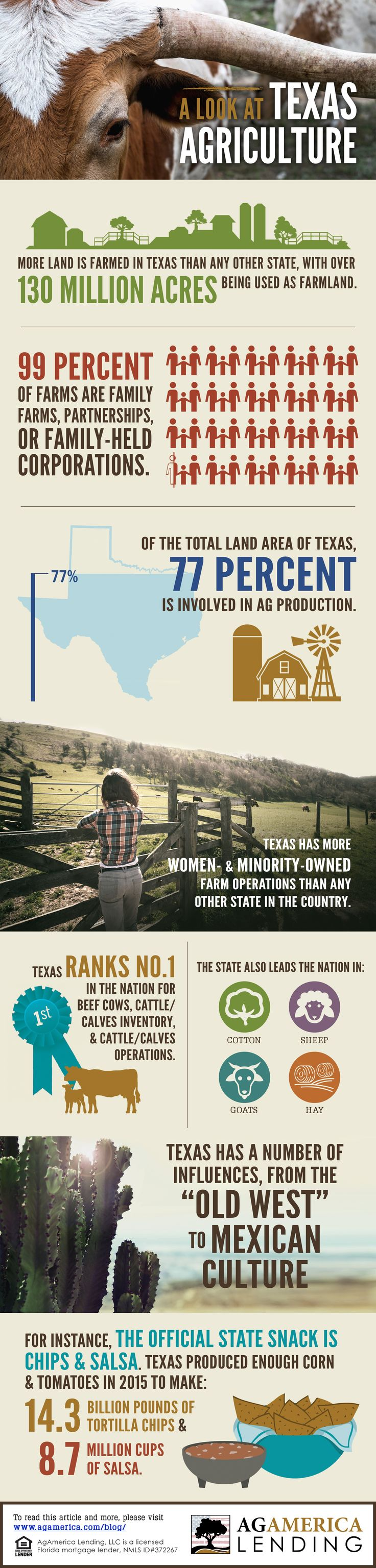 State Focus - A Look at the Texas Agriculture Industry.  Read the full article here: http://agamerica.com/state-focus-a-look-at-texas-agriculture-industry/